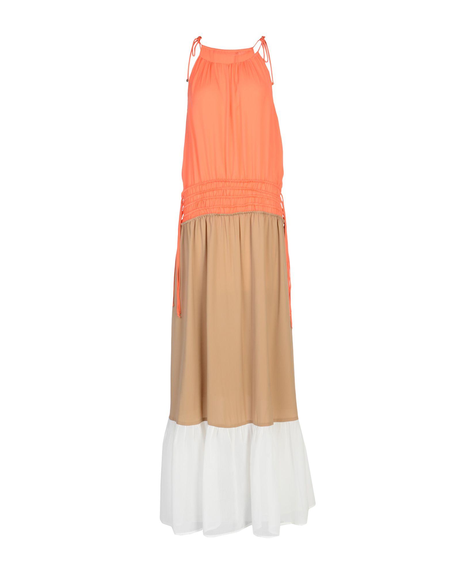 ANNARITA N. Длинное платье гипюровое платье