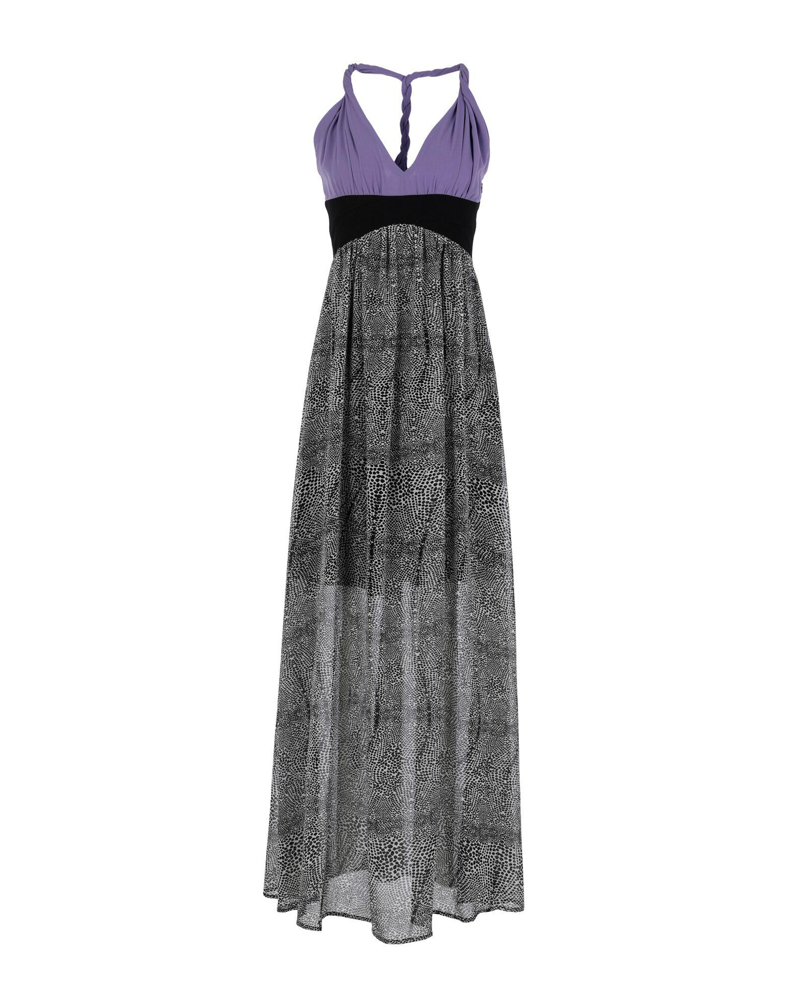 ANNARITA N. Длинное платье prism длинное платье