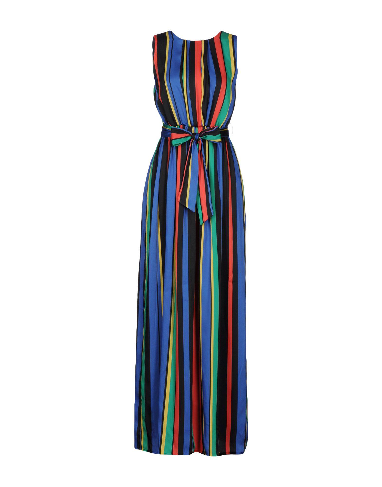 цена  TWENTY EASY by KAOS Длинное платье  онлайн в 2017 году