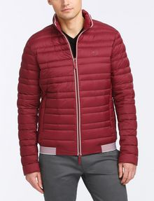 ARMANI EXCHANGE PACKABLE DOWN PUFFER JACKET PUFFER JACKET Man f