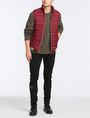 ARMANI EXCHANGE PACKABLE DOWN PUFFER VEST PUFFER JACKET Man a