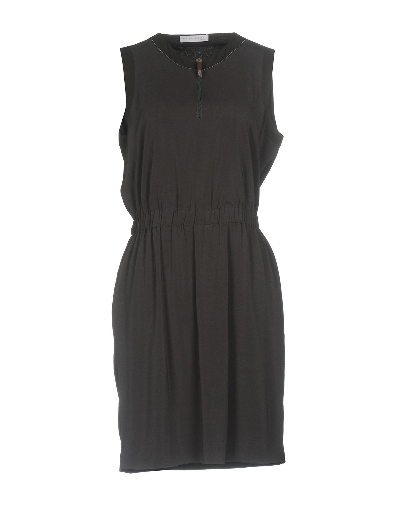 FABIANA FILIPPI Короткое платье