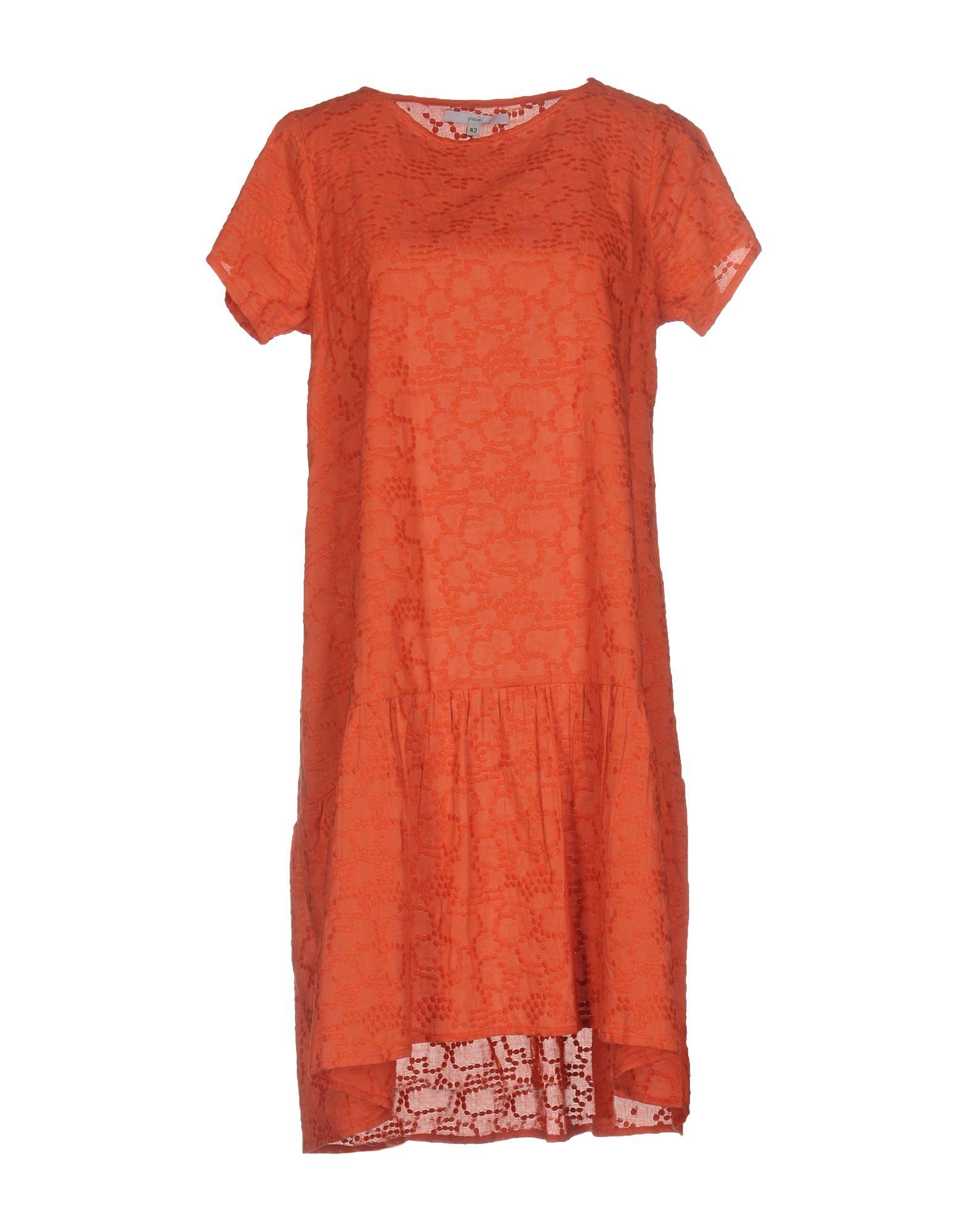 GAZEL Короткое платье