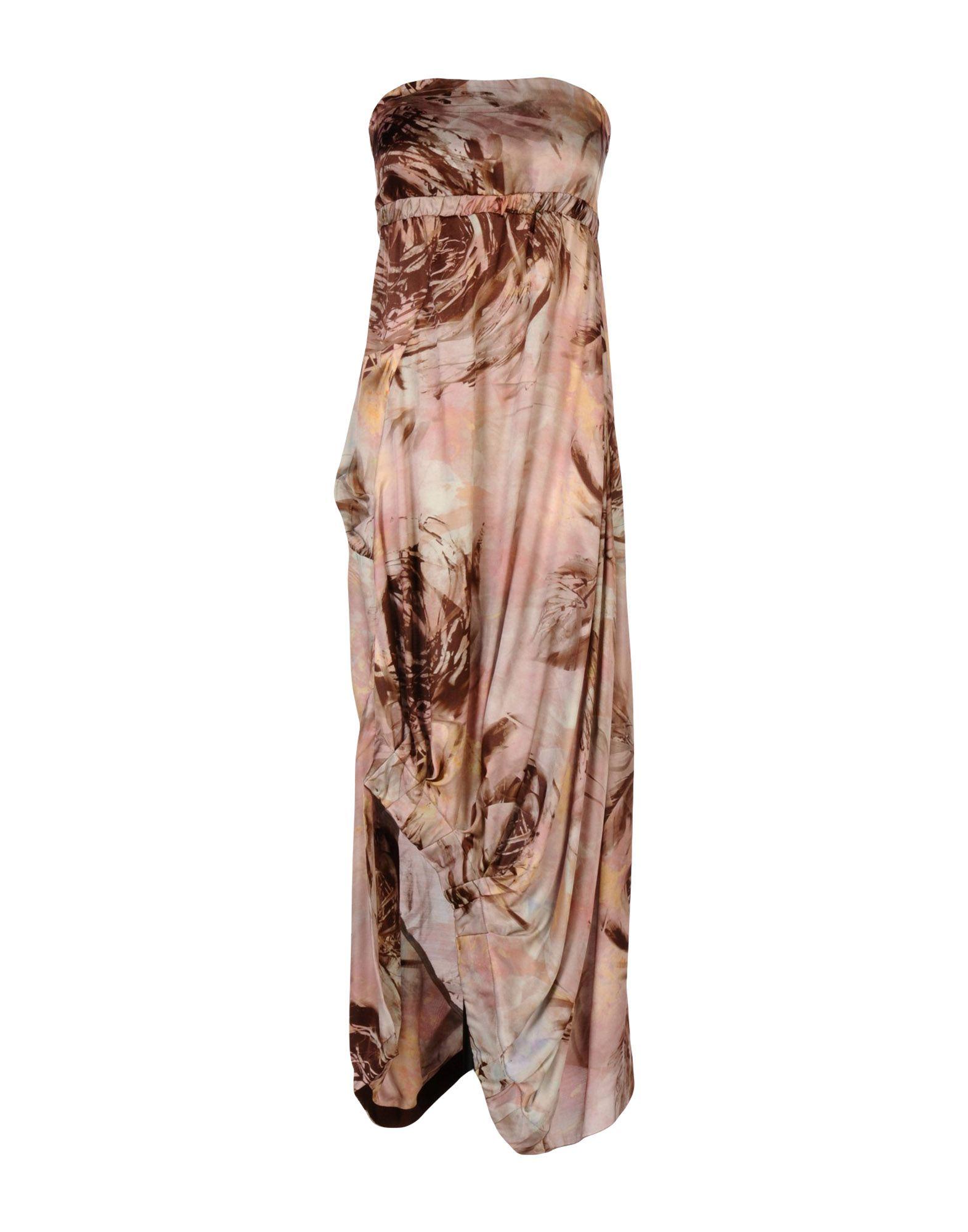 MANILA GRACE Платье длиной 3/4 lisa corti платье длиной 3 4