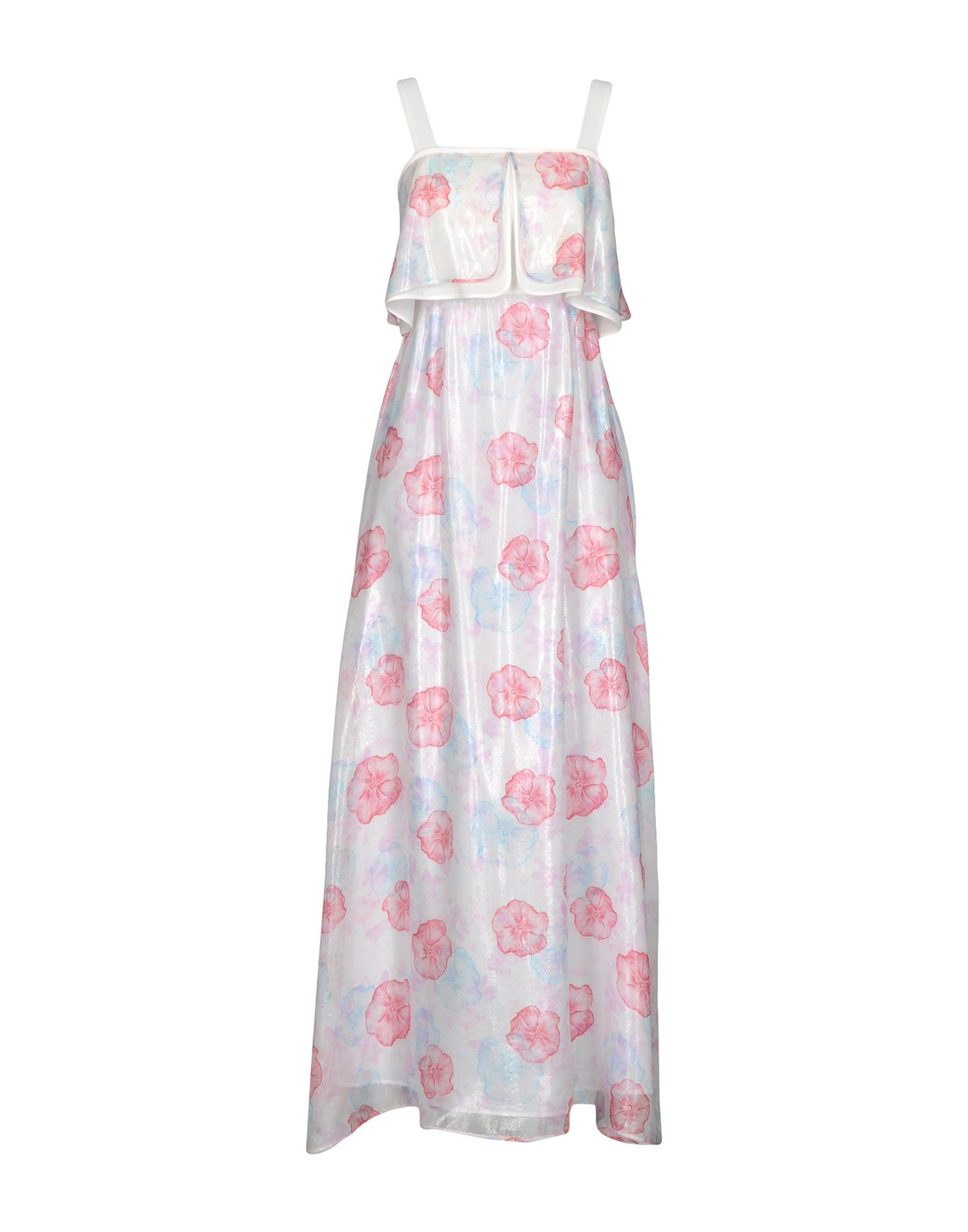 PAOLA FRANI Длинное платье mantra paola 3532