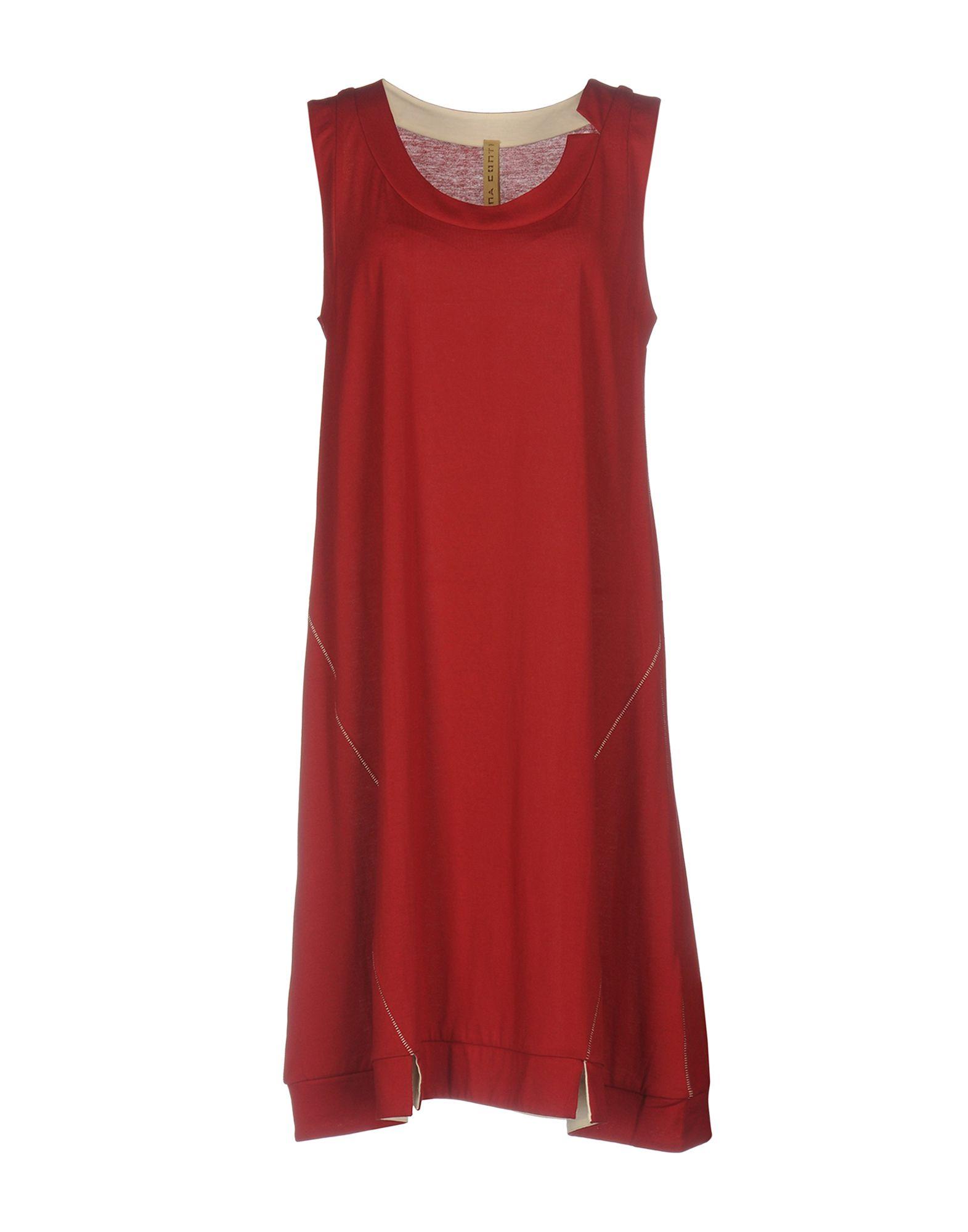 LIVIANA CONTI Платье до колена цена 2017