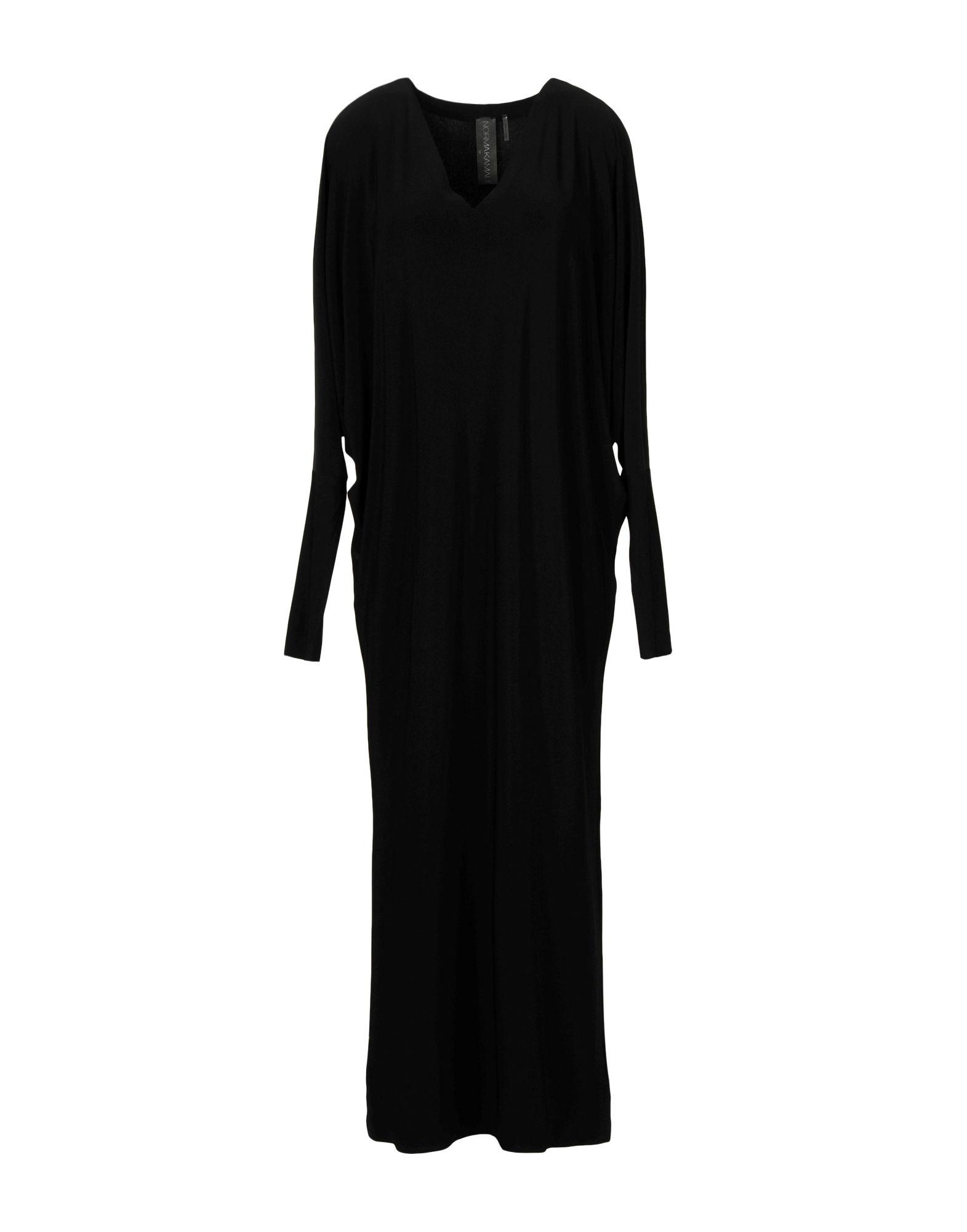 NORMA KAMALI Платье длиной 3/4 lisa corti платье длиной 3 4