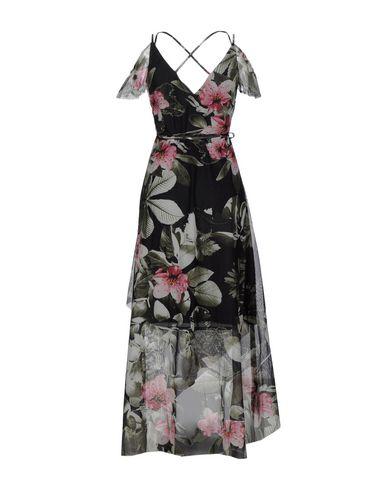 Фото 2 - Платье длиной 3/4 цвет стальной серый