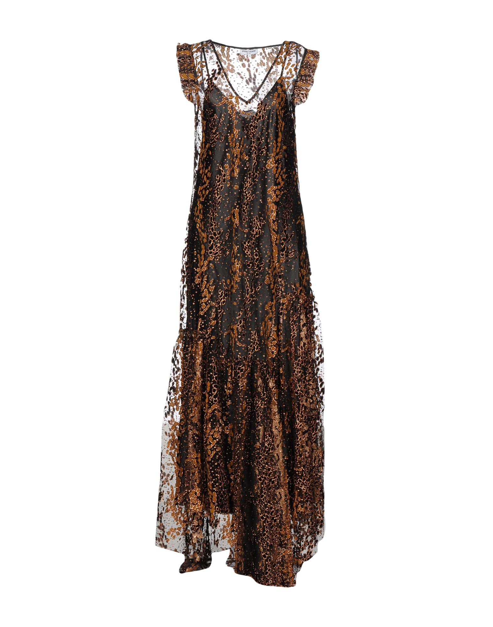 где купить OPENING CEREMONY Длинное платье по лучшей цене