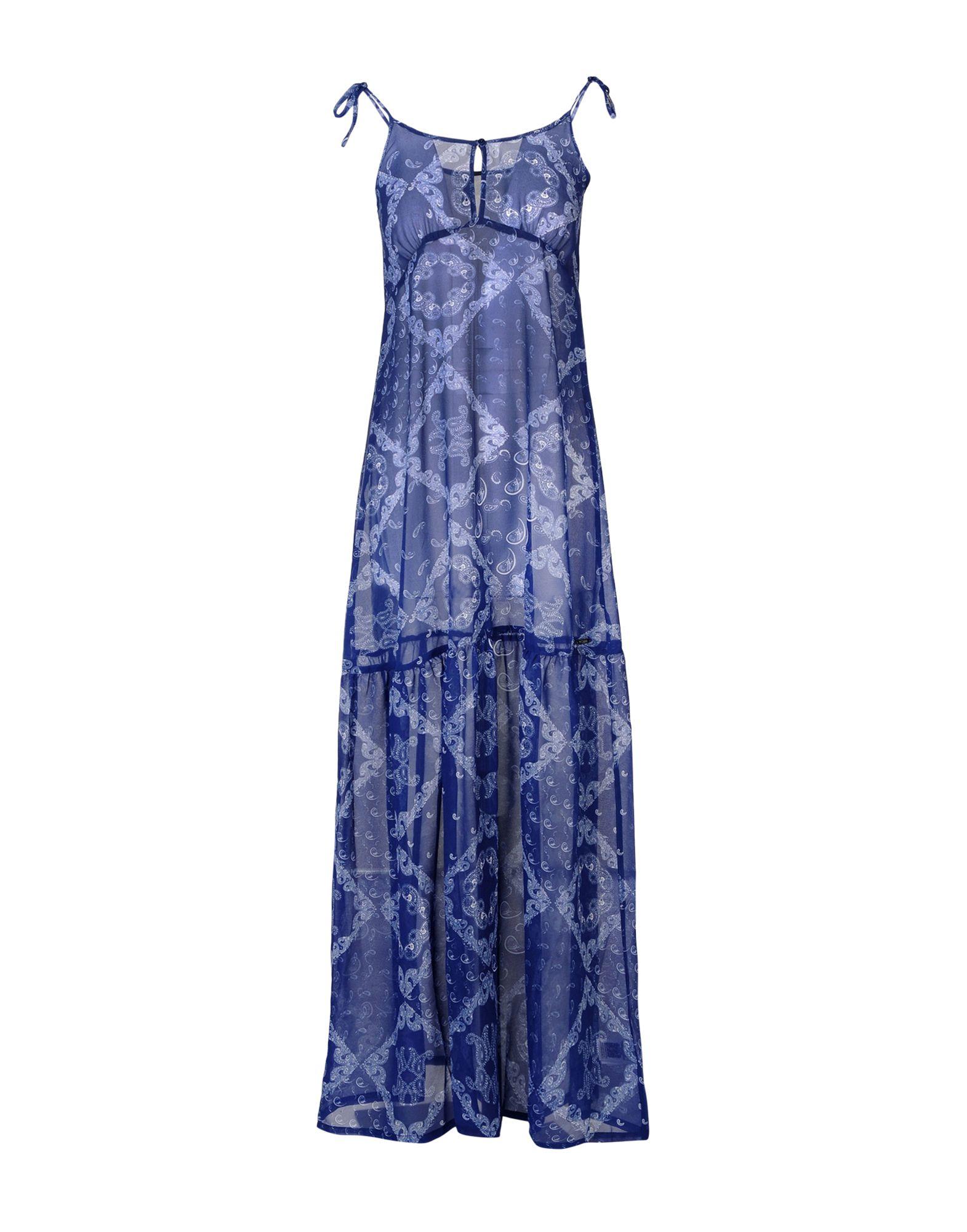 GUESS Платье длиной 3/4 tenax платье длиной 3 4