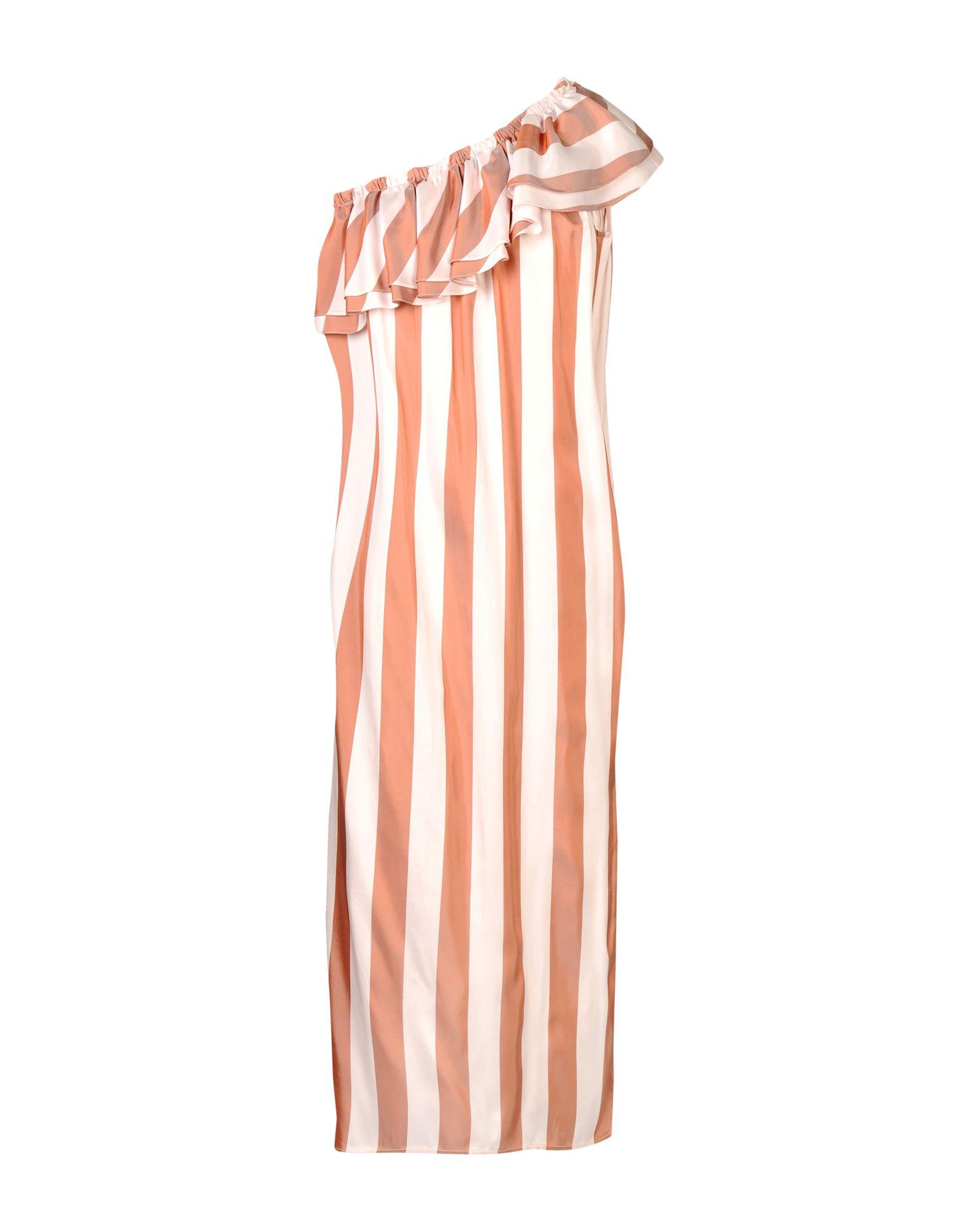 PINKO Платье до колена muveil платье до колена