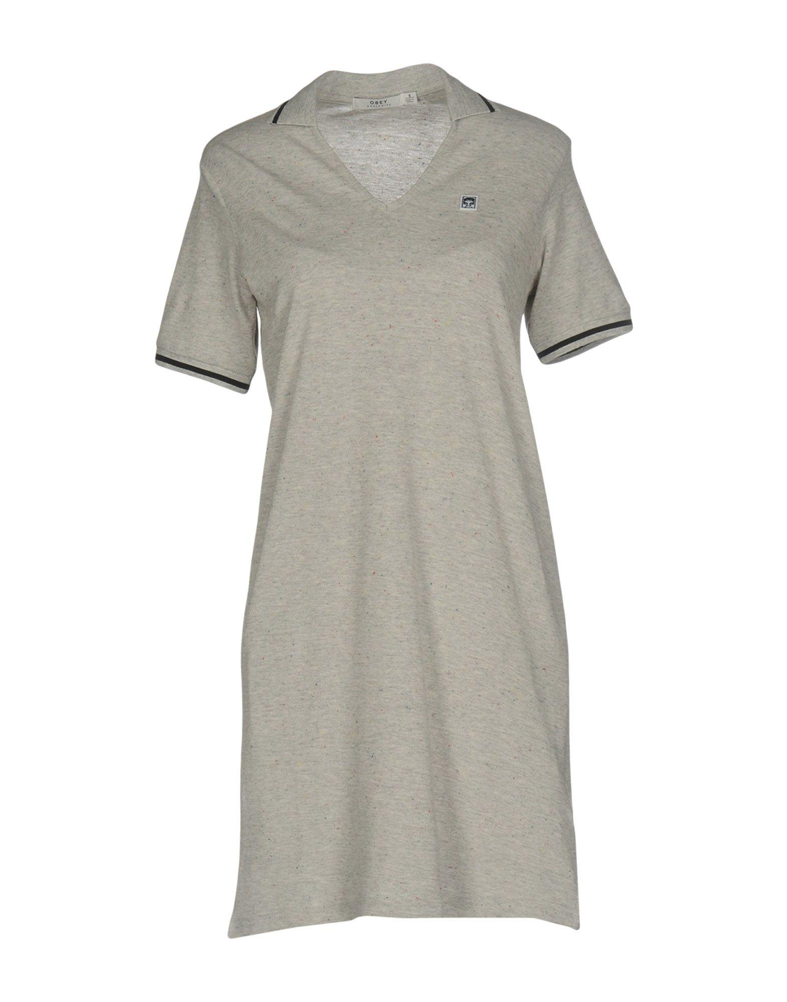 OBEY Короткое платье