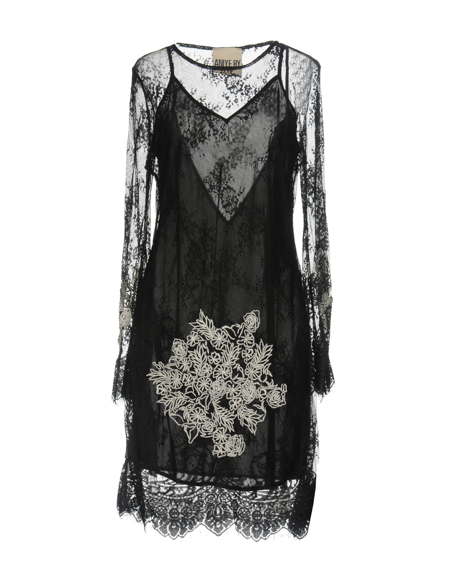 ANIYE BY Платье до колена цены онлайн