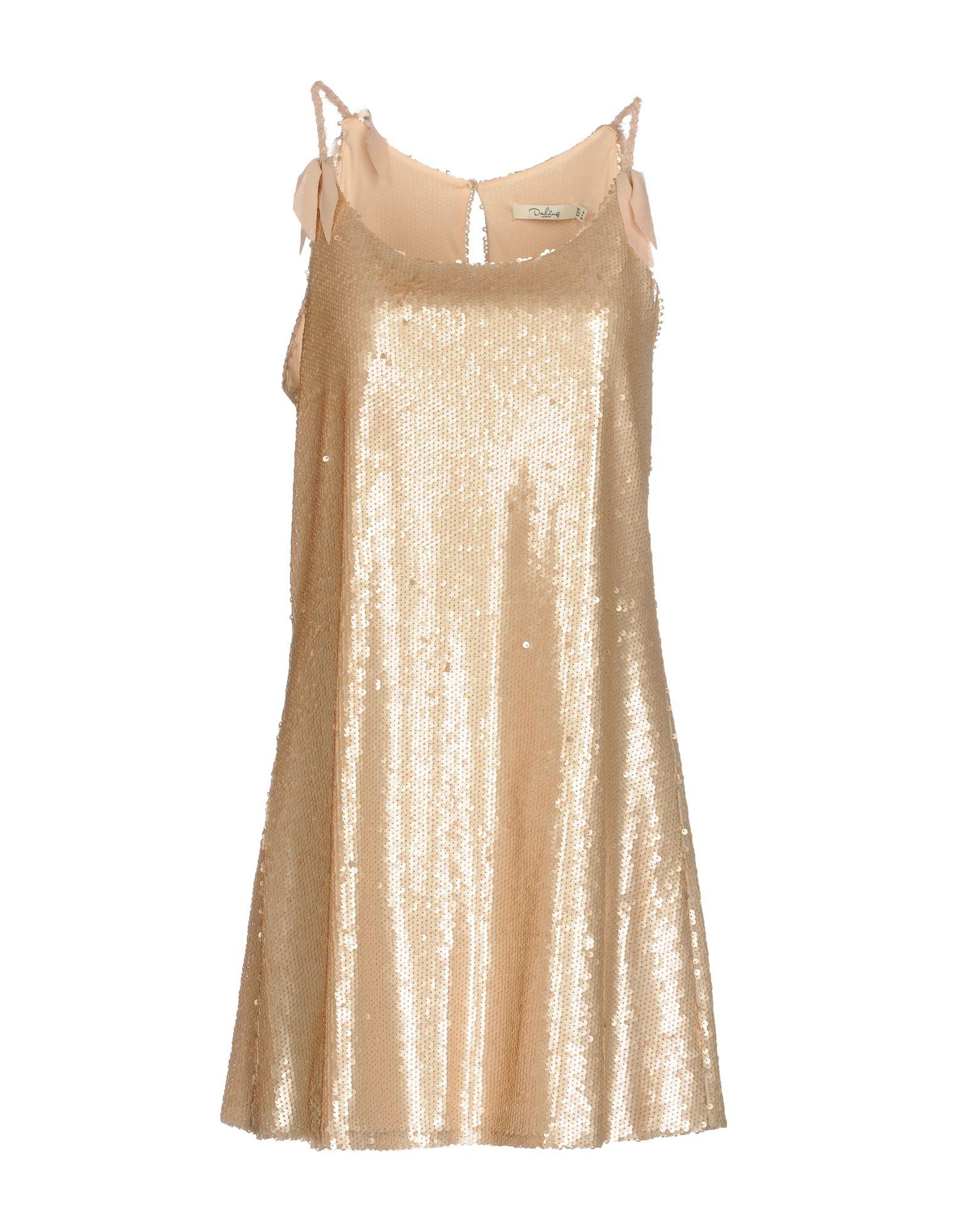 DARLING London Короткое платье darling london короткое платье