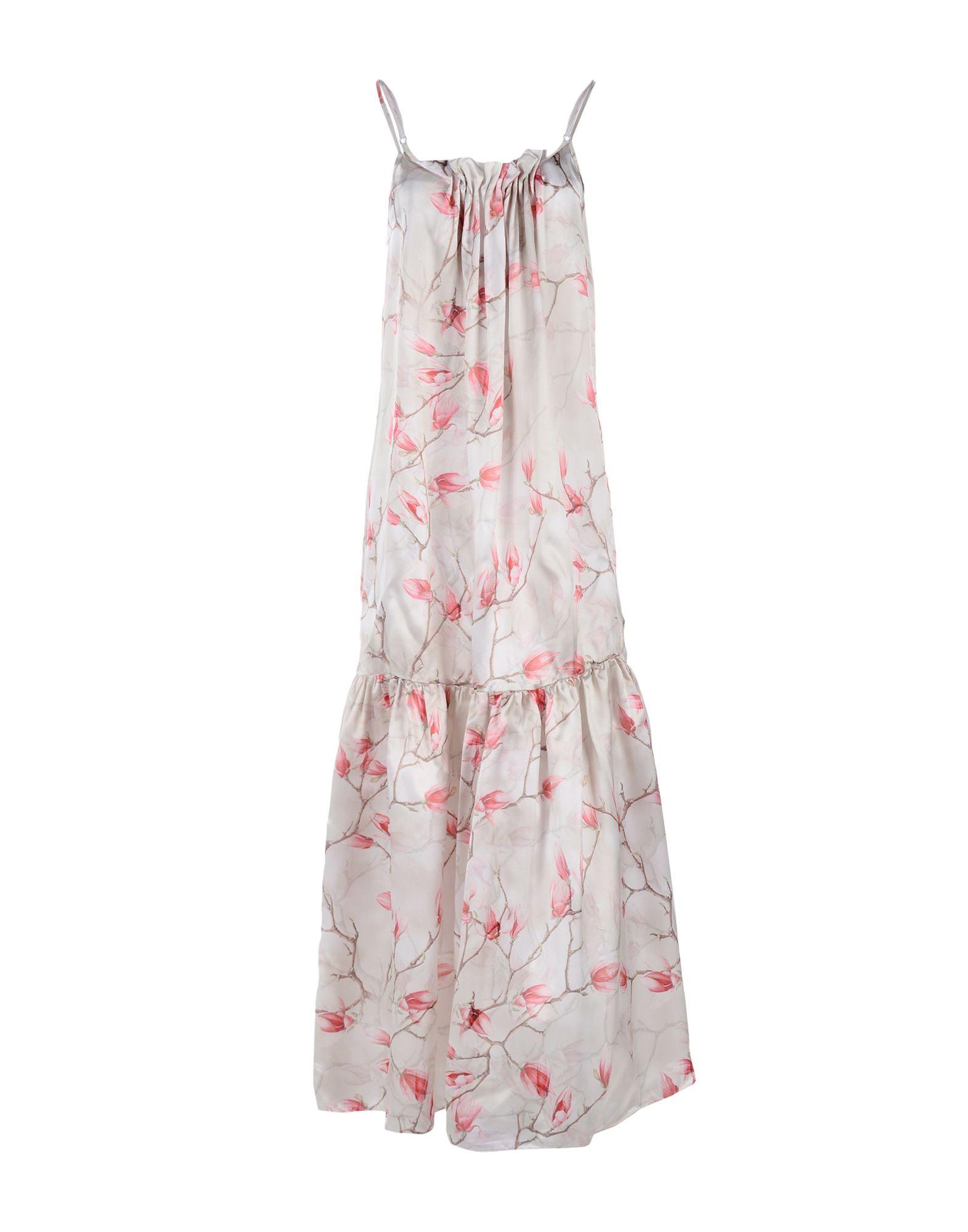 KATIA G. Длинное платье clio peppiatt длинное платье