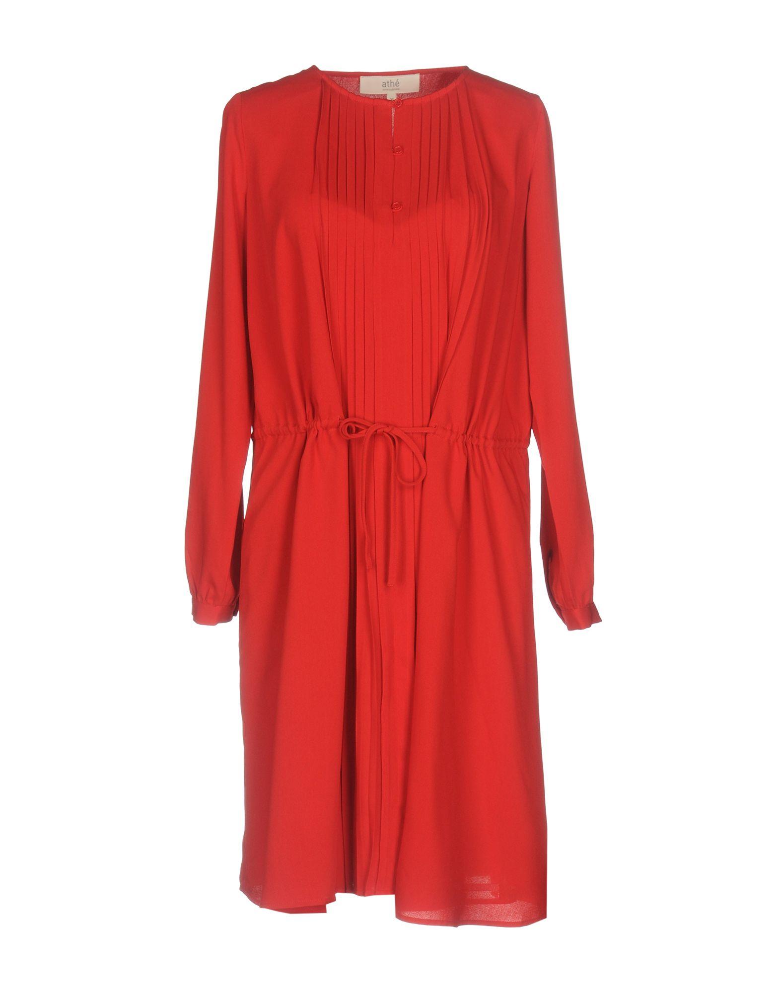 VANESSA BRUNO ATHE' Платье до колена недорго, оригинальная цена