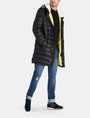ARMANI EXCHANGE QUILTED DOWN-FILL HOODED COAT Gefütterte Jacke Herren a