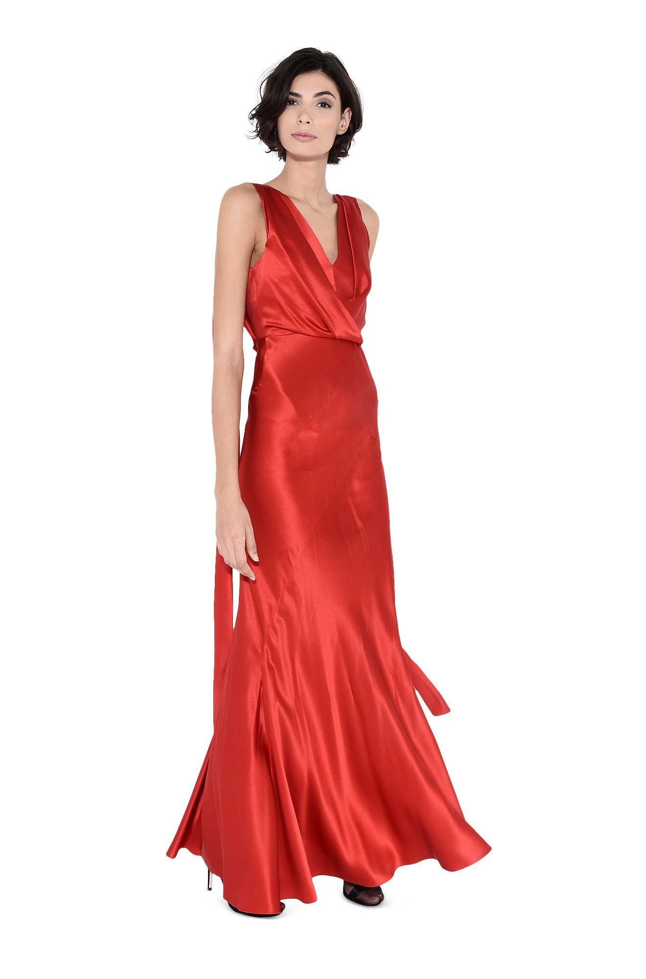 DIVA RED DRESS