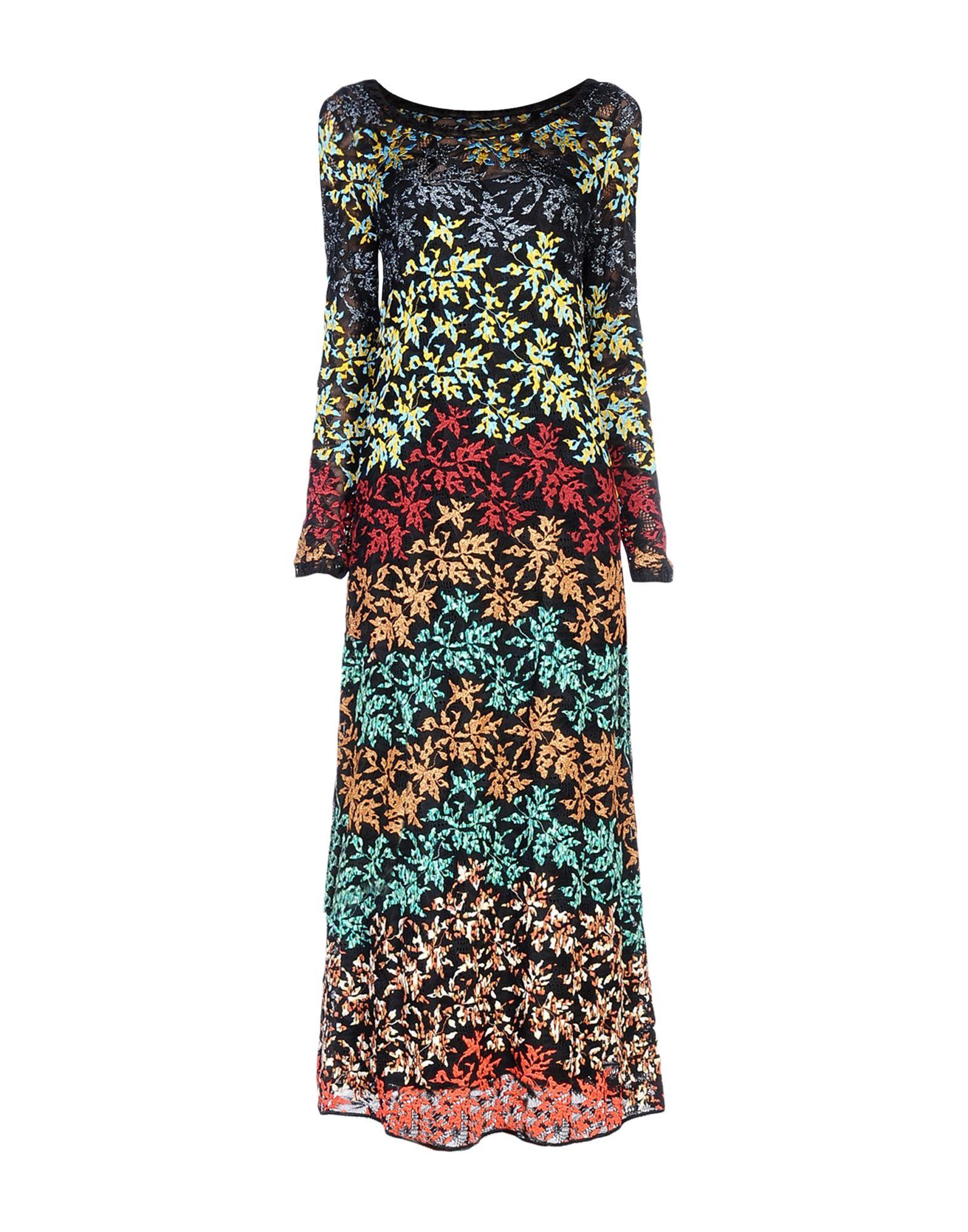 MISSONI Длинное платье clio peppiatt длинное платье