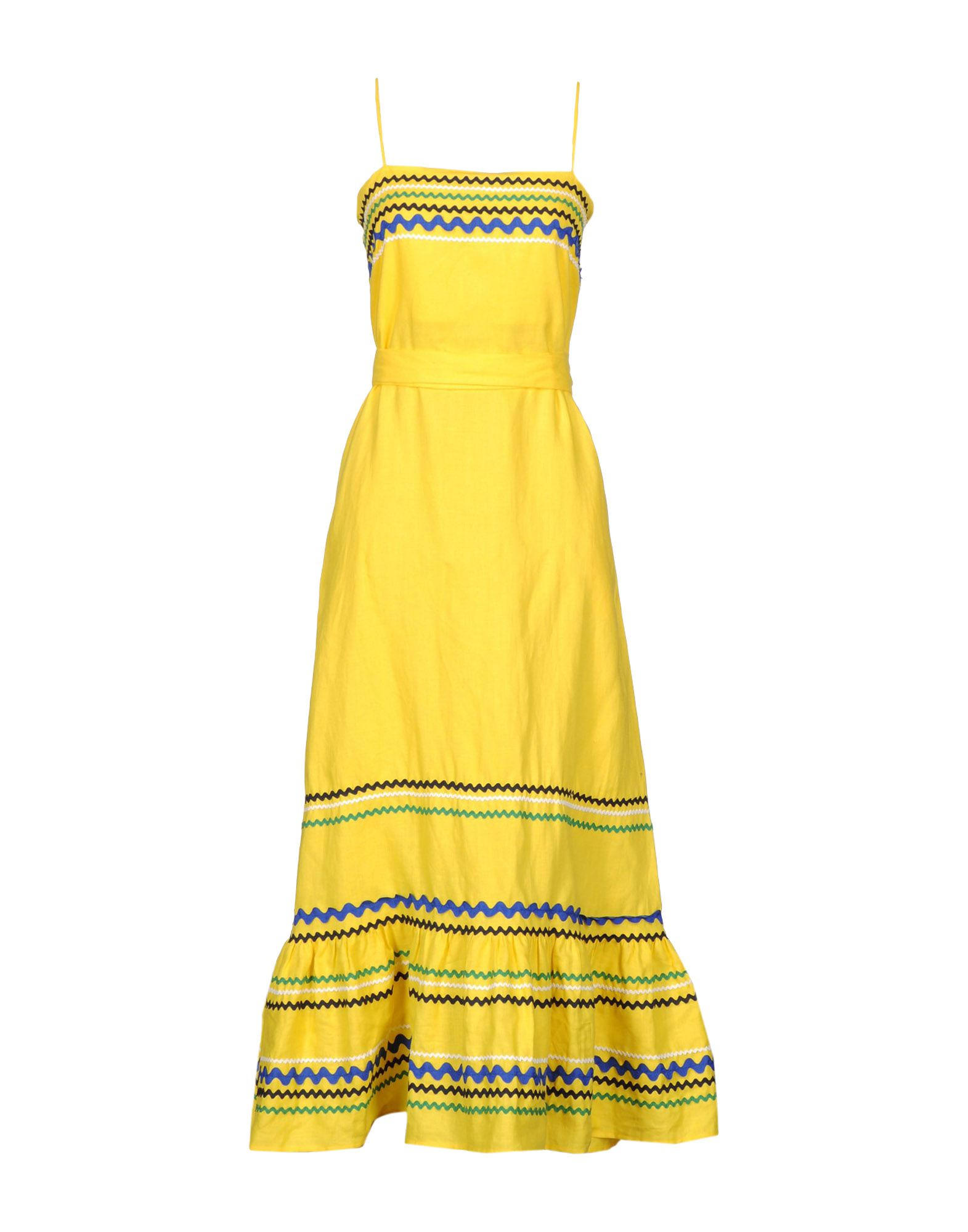 LISA MARIE FERNANDEZ Длинное платье lisa corti сандалии