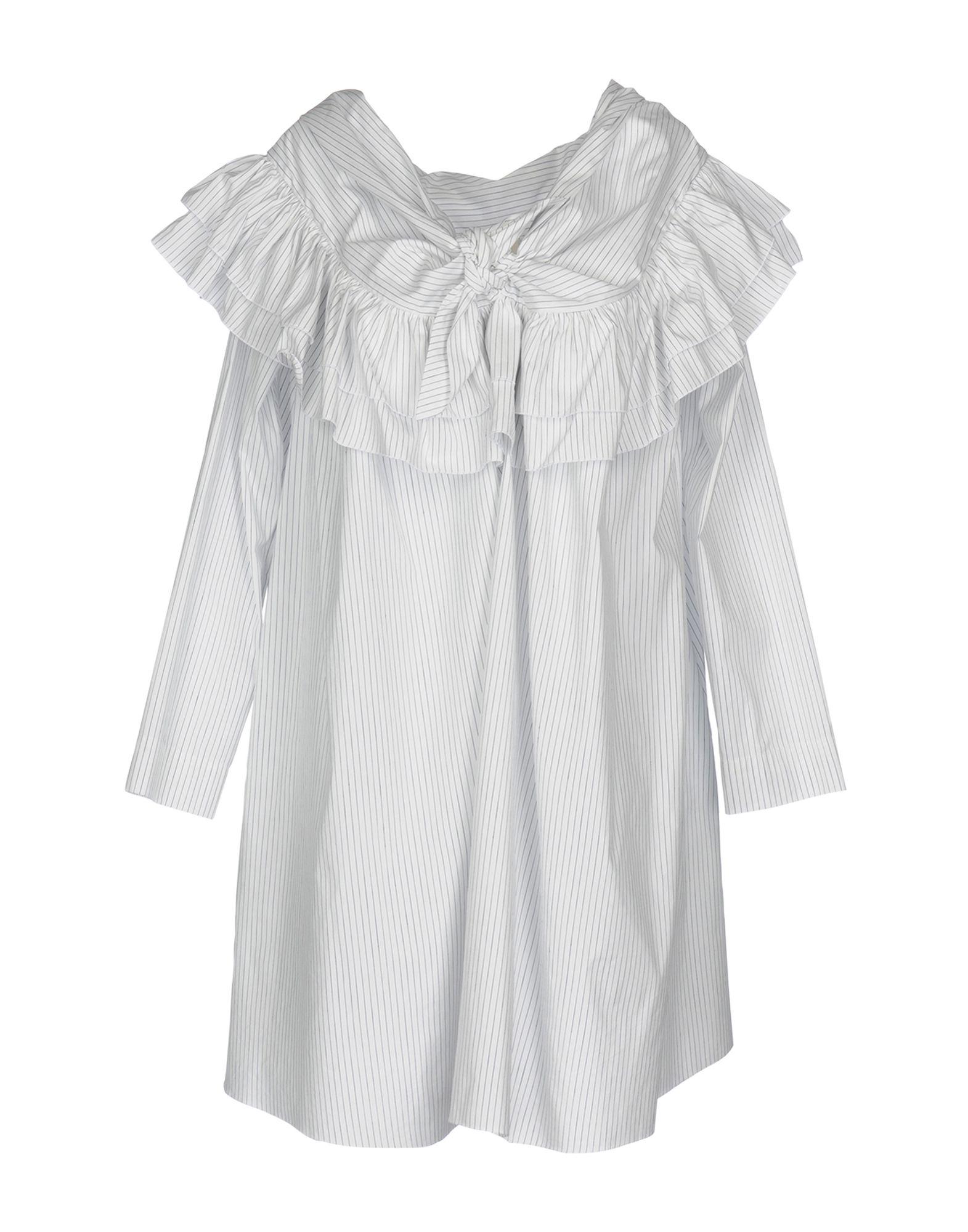 цена  ISA ARFEN Короткое платье  онлайн в 2017 году