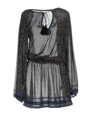 TALITHA レディース ミニワンピース&ドレス ブラック XS シルク 100%