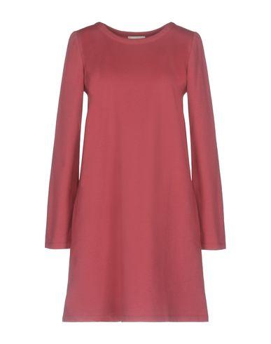 Фото - Женское короткое платье DOUUOD цвет пурпурный