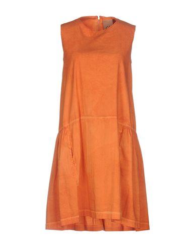 Фото - Женское короткое платье JIJIL оранжевого цвета