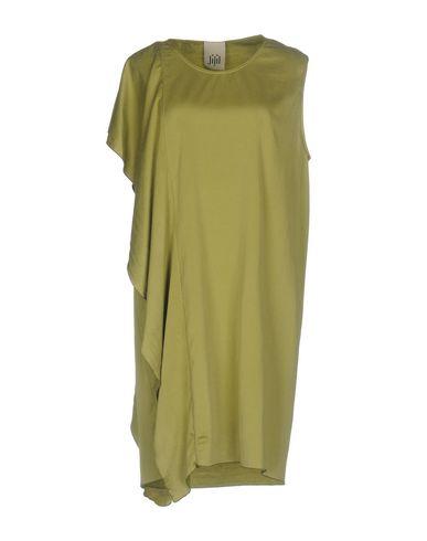 Фото - Женское короткое платье JIJIL светло-зеленого цвета