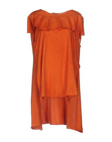 Фото - Женскую футболку JIJIL оранжевого цвета