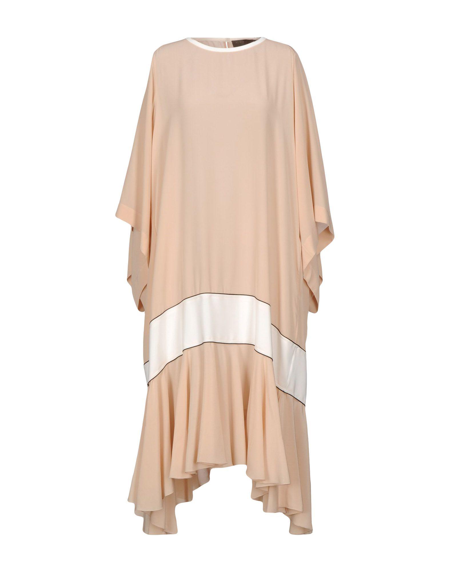 ALBINO TEODORO Платье до колена albino teodoro блузка