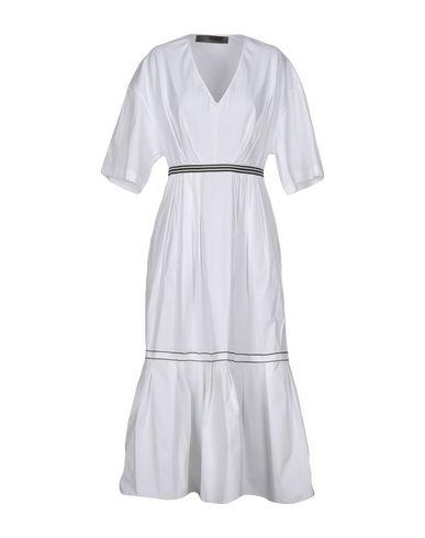 Платье длиной 3/4 от ALBINO TEODORO