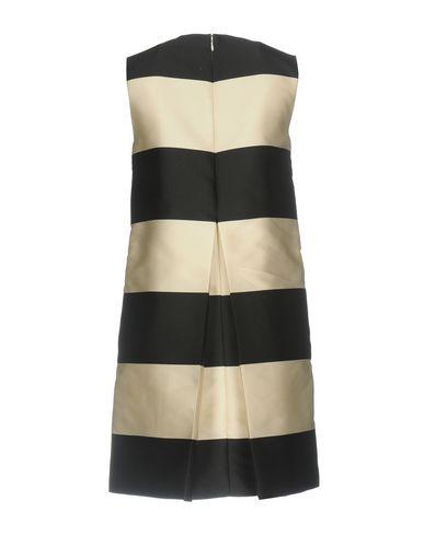 Фото 2 - Женское короткое платье ALBINO TEODORO цвет слоновая кость