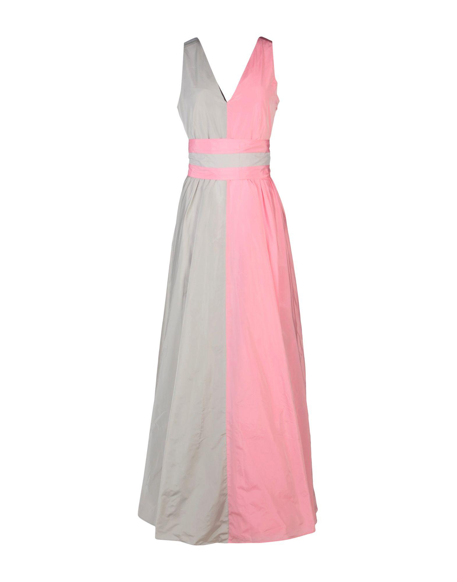 JIJIL Длинное платье fayҫal amor длинное платье