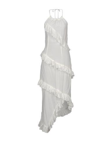 Фото - Женское длинное платье  цвет слоновая кость