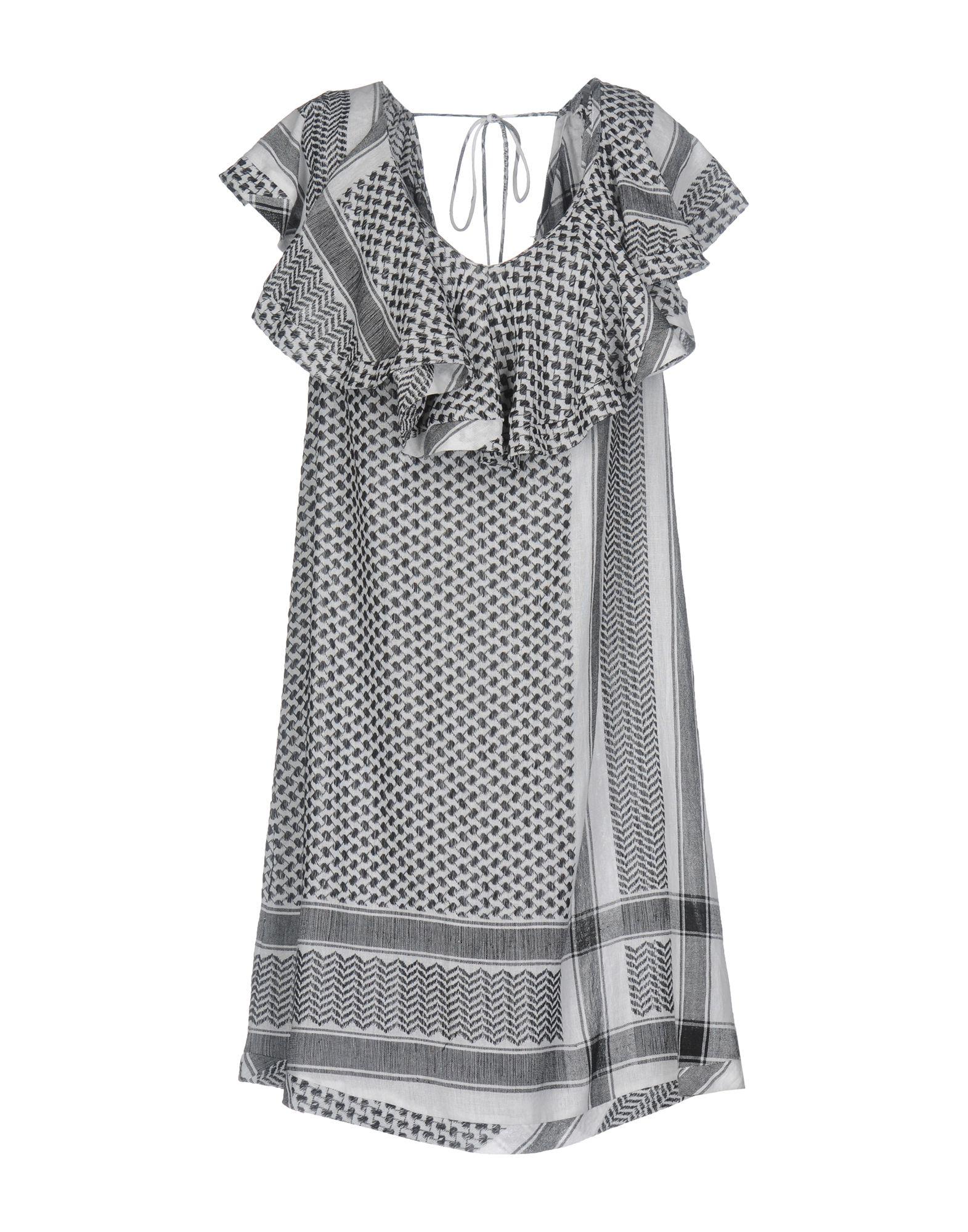 CECILIE COPENHAGEN | CECILIE Copenhagen Knee-length dresses | Goxip