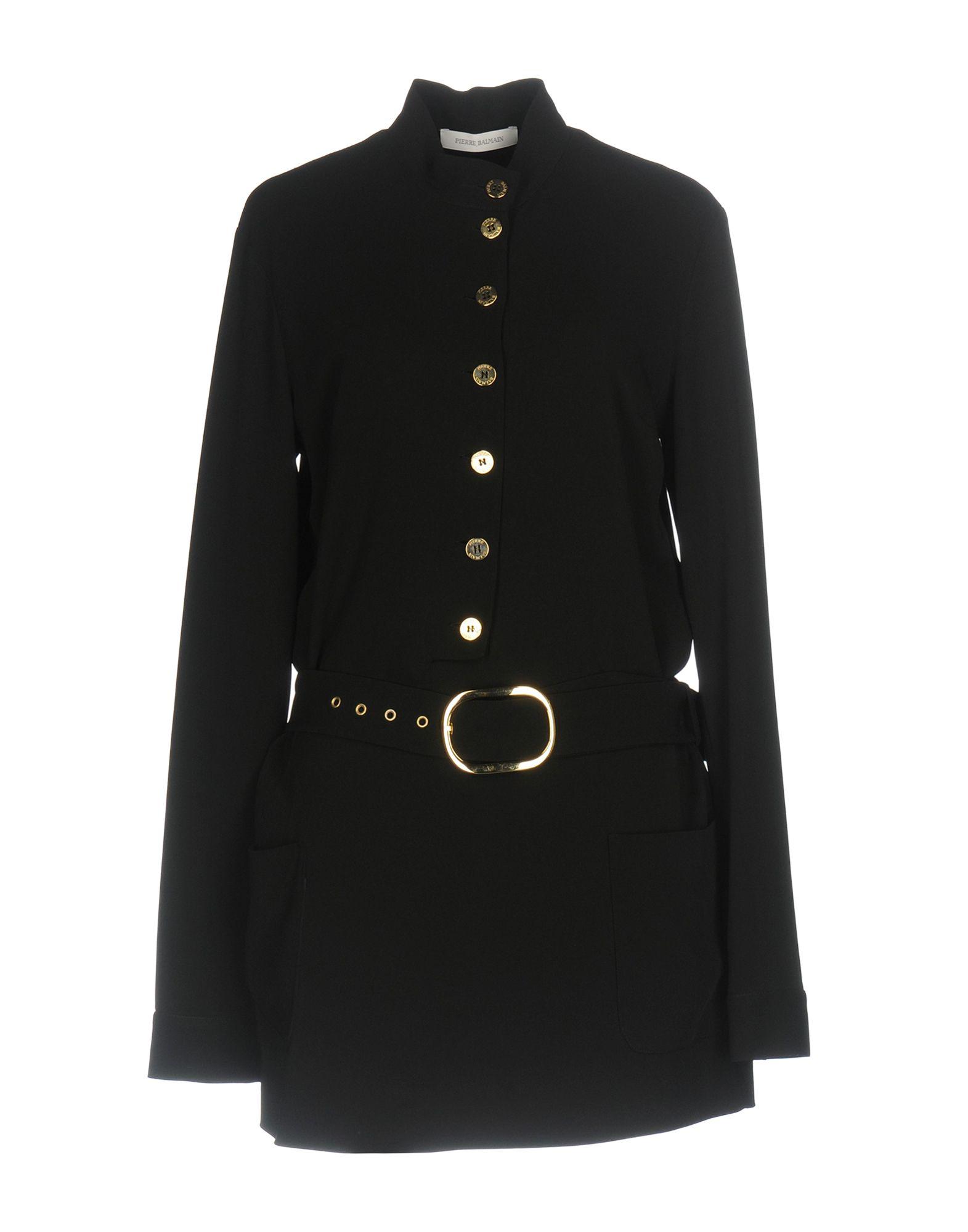 PIERRE BALMAIN Короткое платье платье balmain