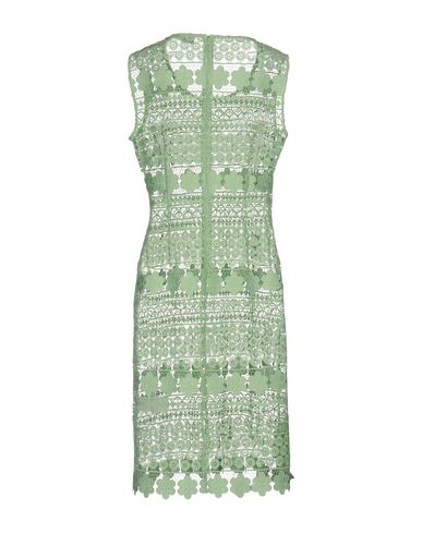 Фото 2 - Платье до колена от ERMANNO DI ERMANNO SCERVINO светло-зеленого цвета