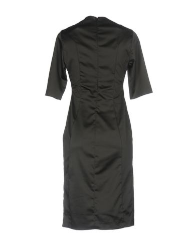 Фото 2 - Платье до колена от GAI MATTIOLO JEANS черного цвета