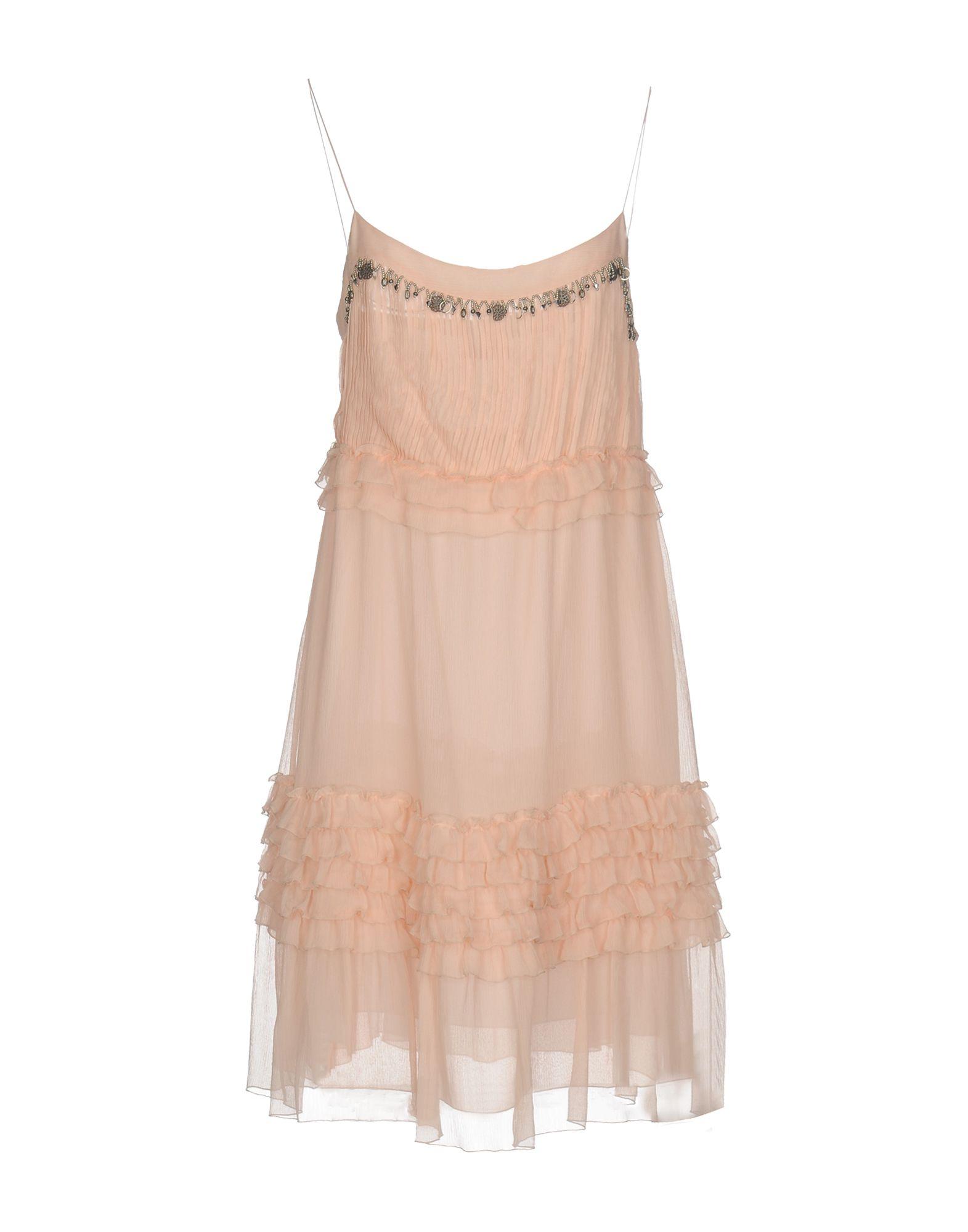 BLUGIRL BLUMARINE Платье до колена туфли ecco 332113 15 01220