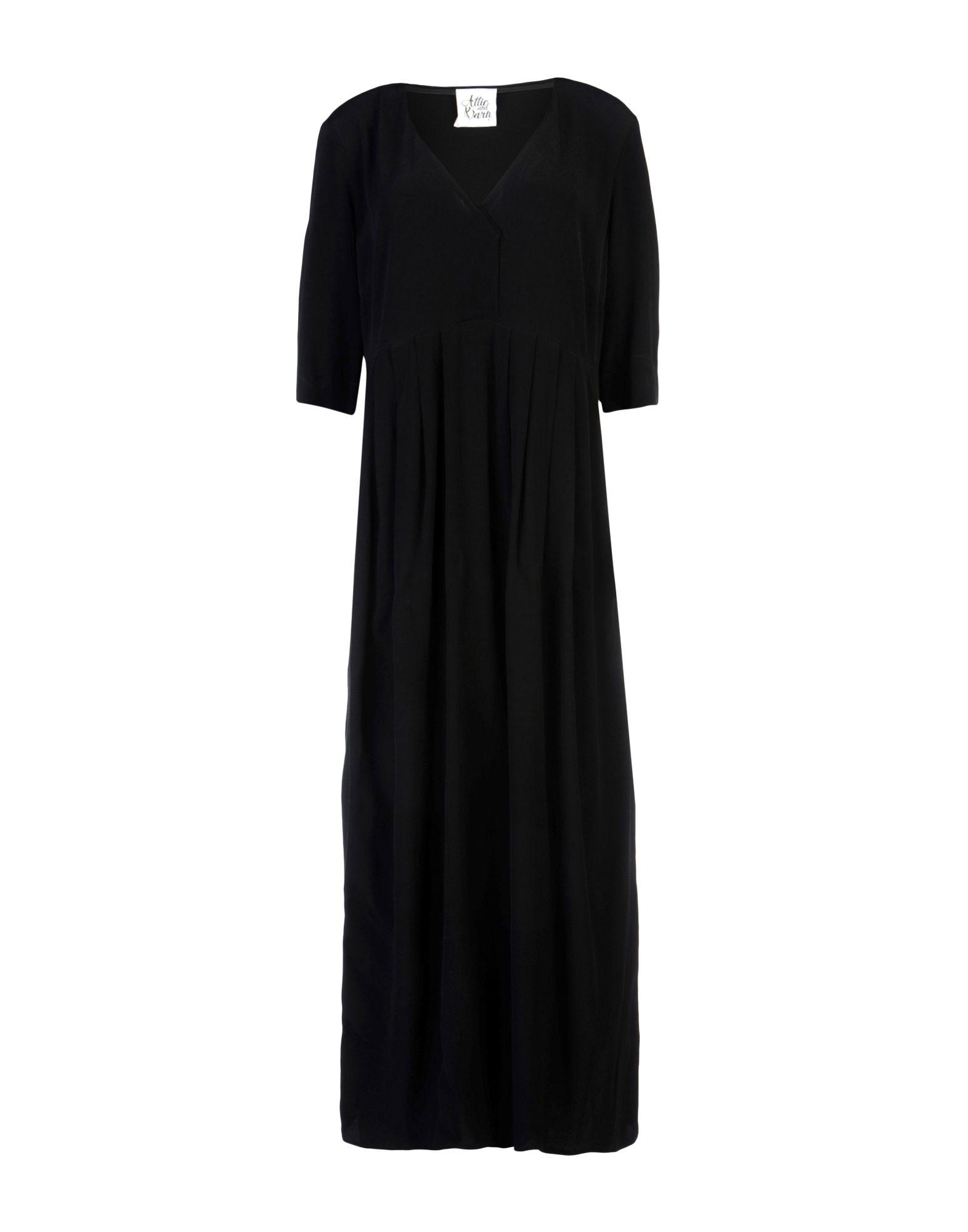 ATTIC AND BARN Платье длиной 3/4 lisa corti платье длиной 3 4