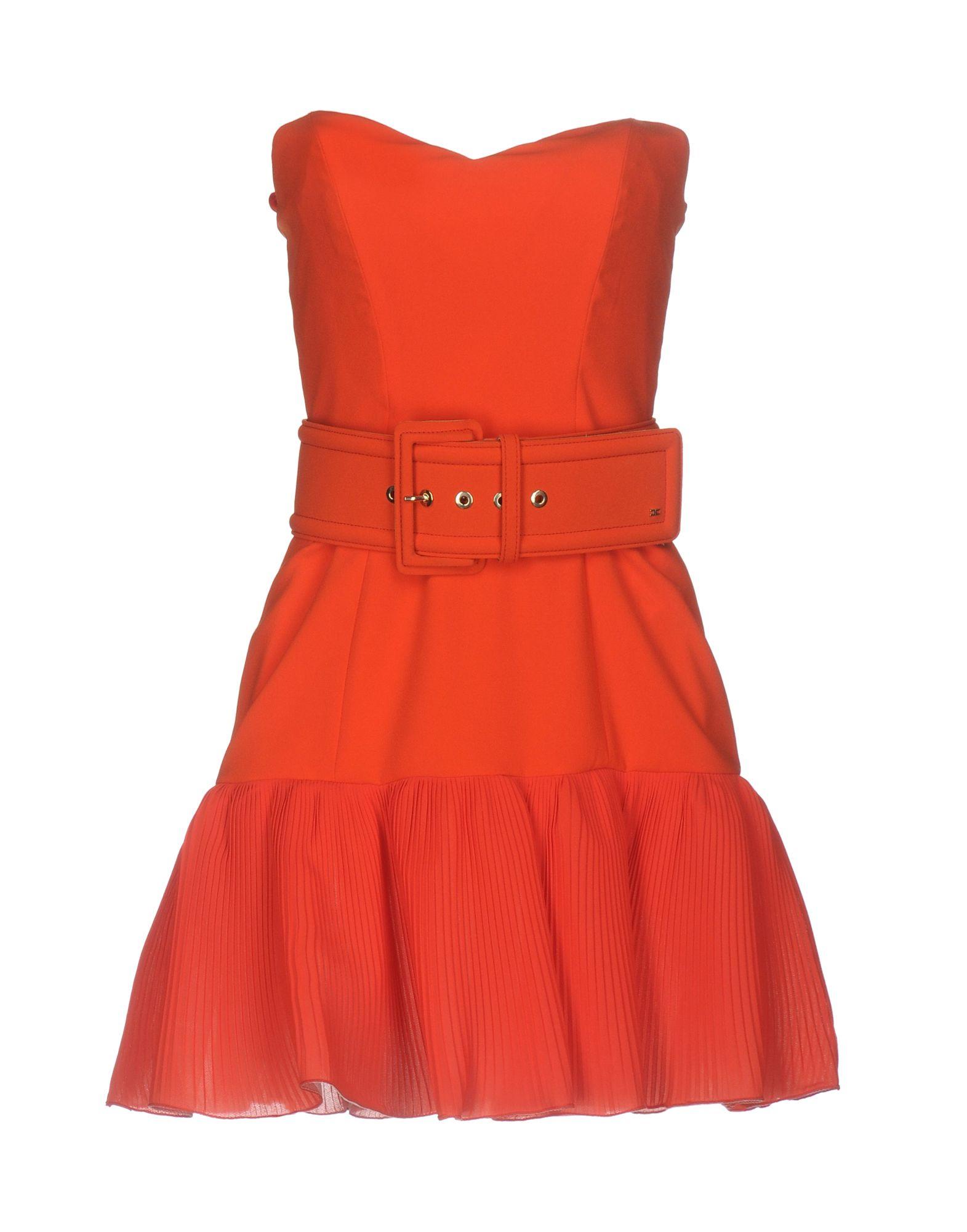 ELISABETTA FRANCHI Короткое платье