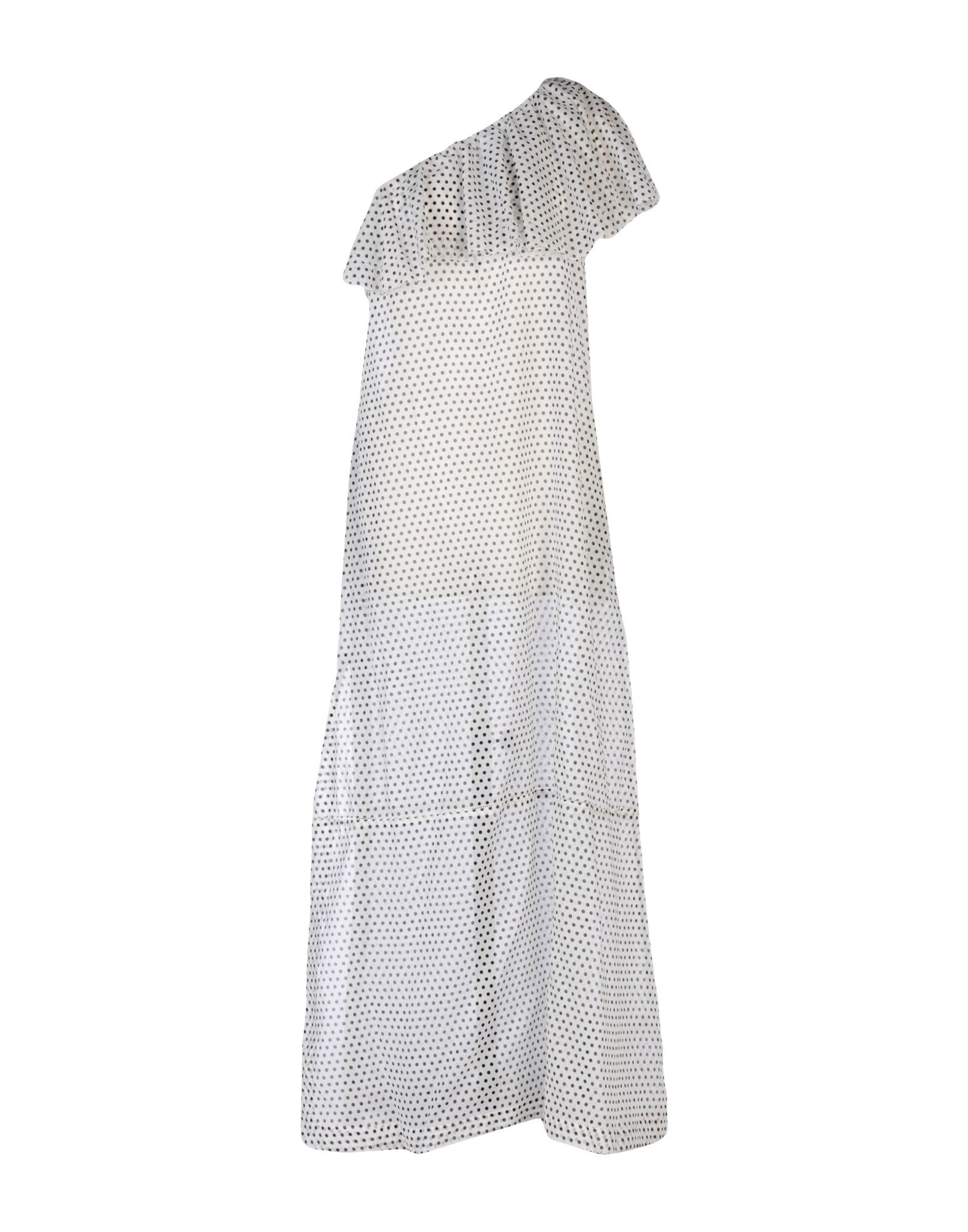 LISA MARIE FERNANDEZ Длинное платье lisa marie fernandez короткое платье