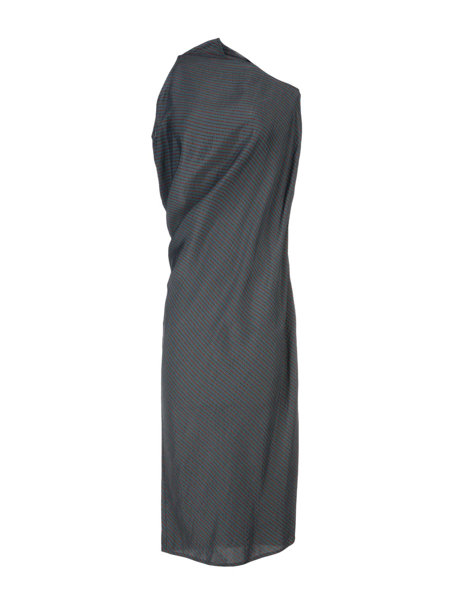 MM6 MAISON MARGIELA Длинное платье mm6 maison margiela перчатки