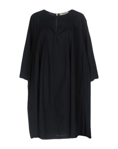 Фото - Женское короткое платье JUCCA темно-синего цвета