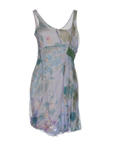 Короткое платье размер 44, 46 цвет сиреневый