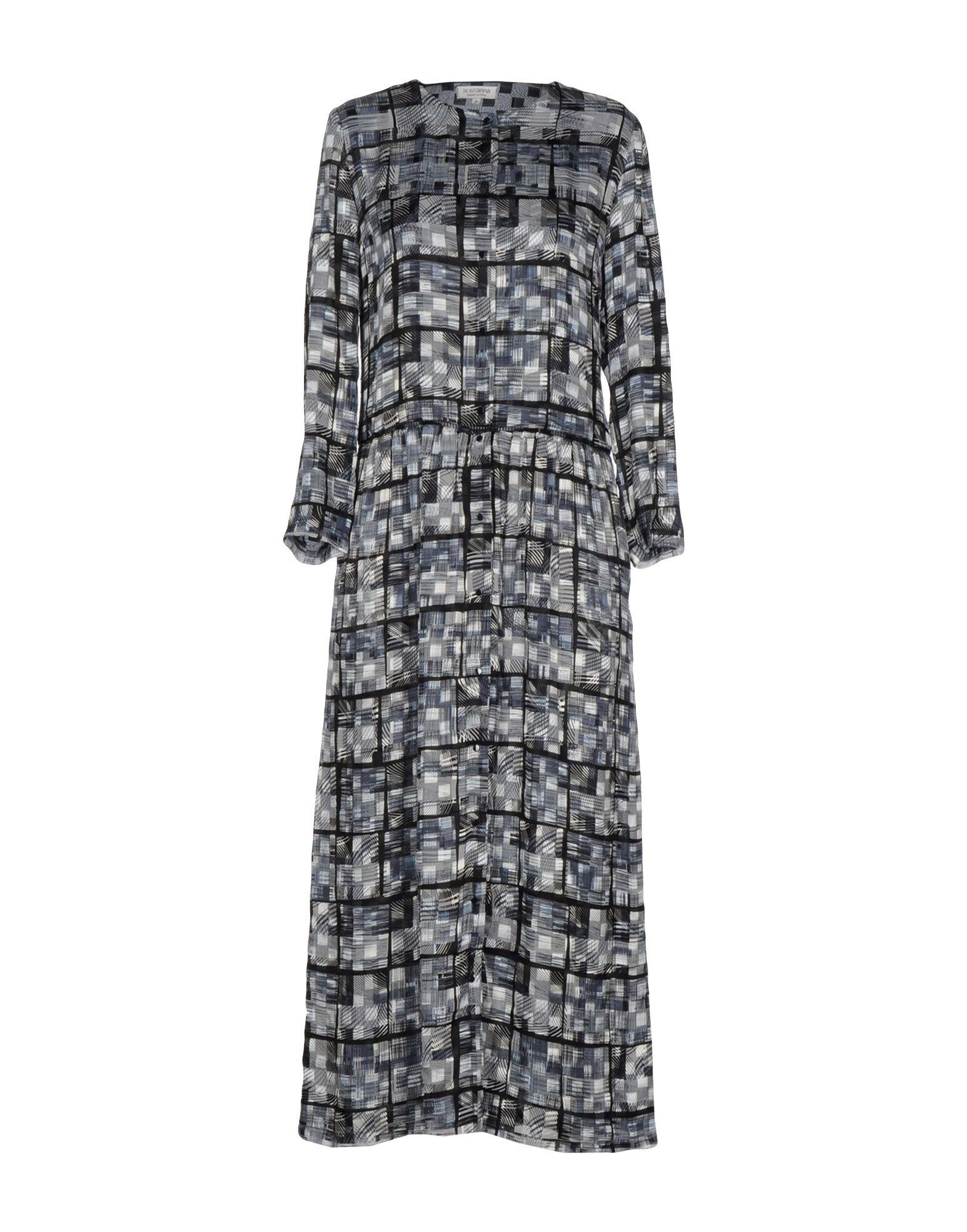 цена ROSEANNA Длинное платье онлайн в 2017 году