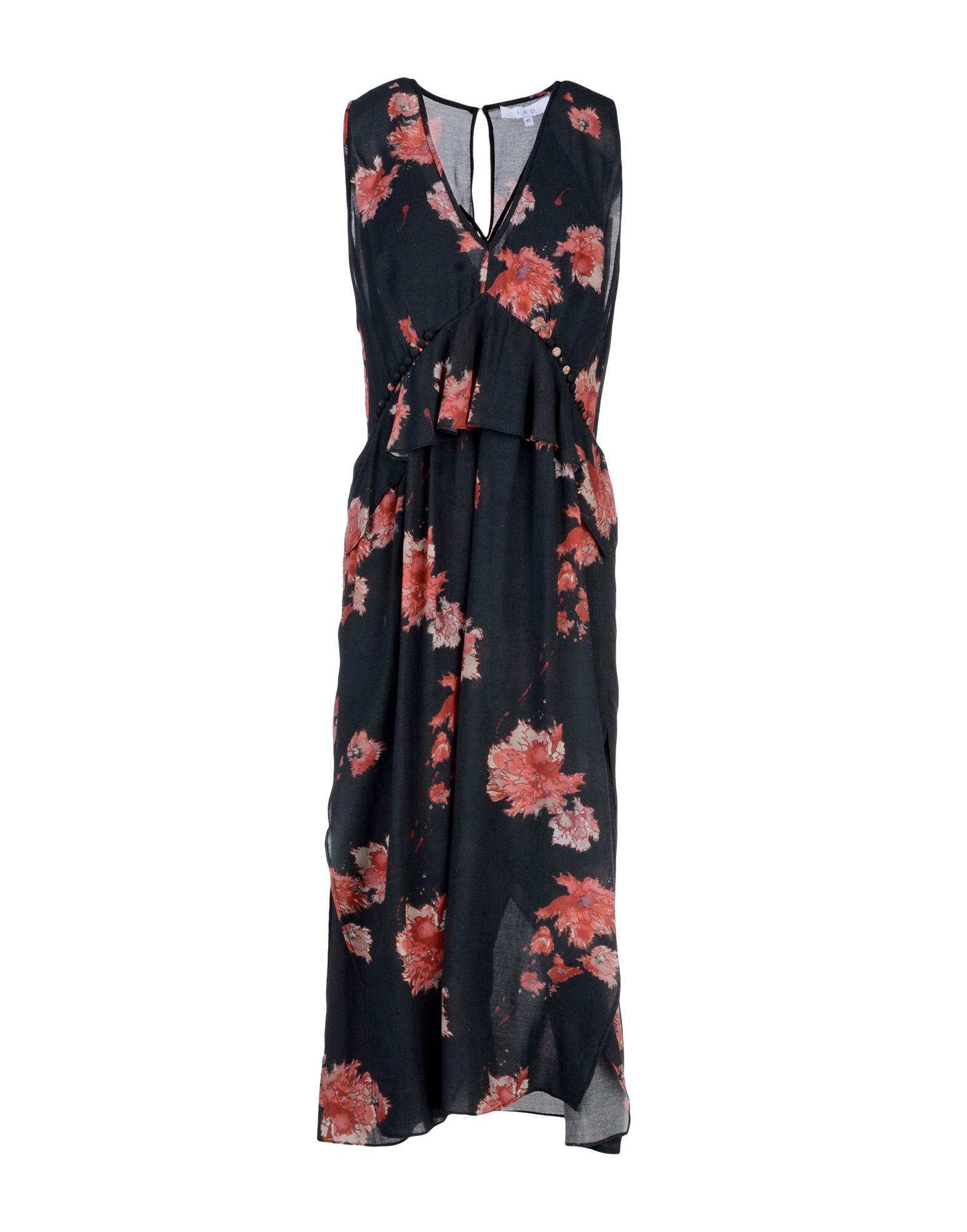 IRO Платье длиной 3/4 lisa corti платье длиной 3 4
