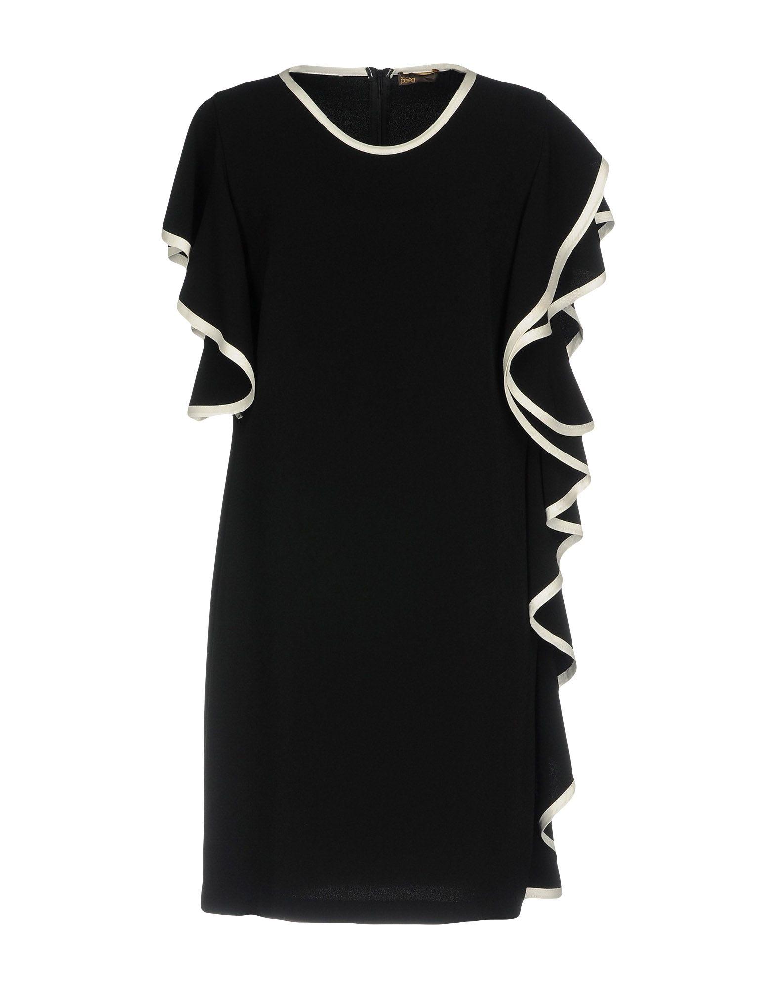 OLLA PARÉG Damen Kurzes Kleid Farbe Schwarz Größe 5