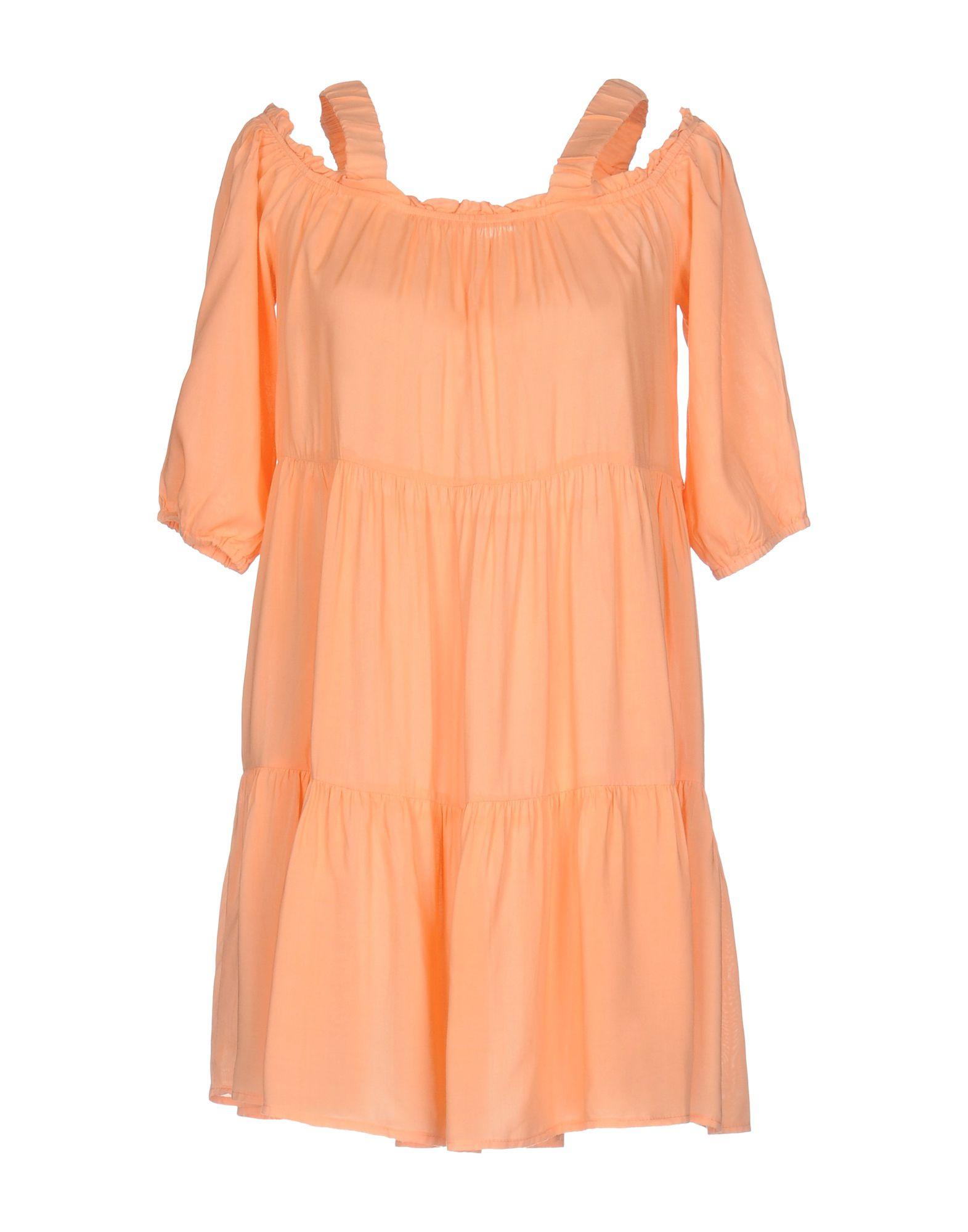 Фото NUDHA Короткое платье. Купить с доставкой